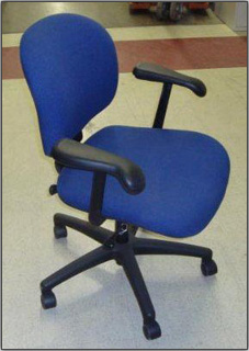 Refurbished office furniture look like new and perfect for your business or home office.