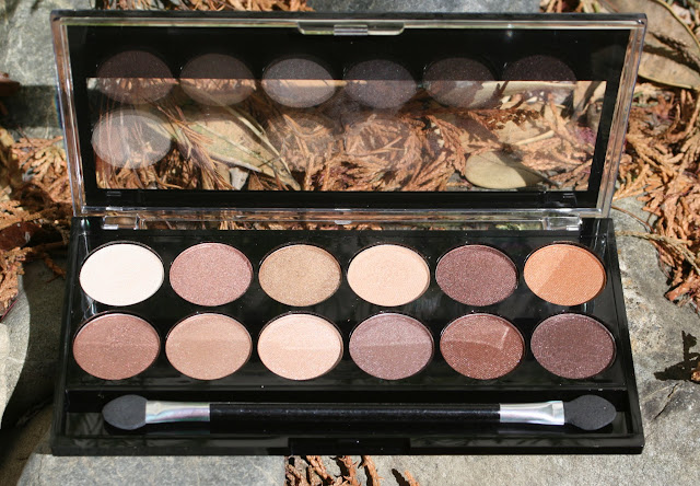 MUA Heaven & Earth Palette