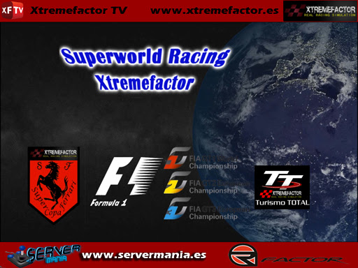Super world rFactor 1.5