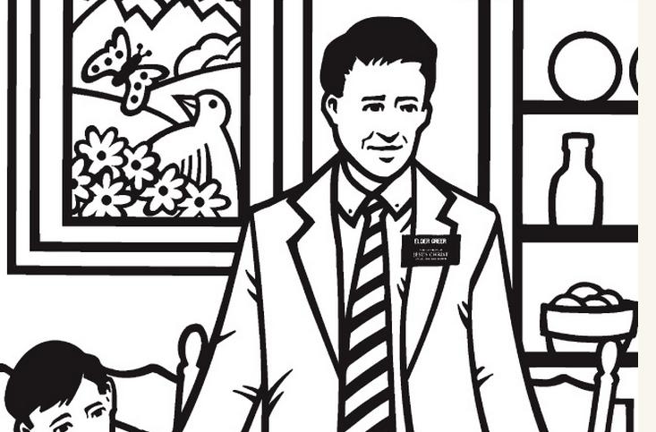 Mormon nomroM June 2014