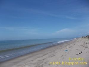 Pantai Sasak Objek Wisata Pasaman Barat