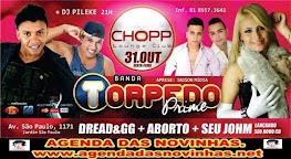 CHOPP LOUNGE CLUB - BANDA TORPEDO (Prime).