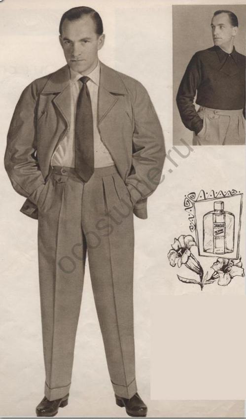 kleding gedraag jaren 50
