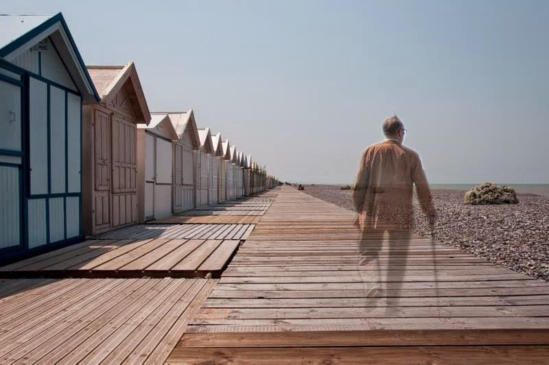 les planches, cabanes