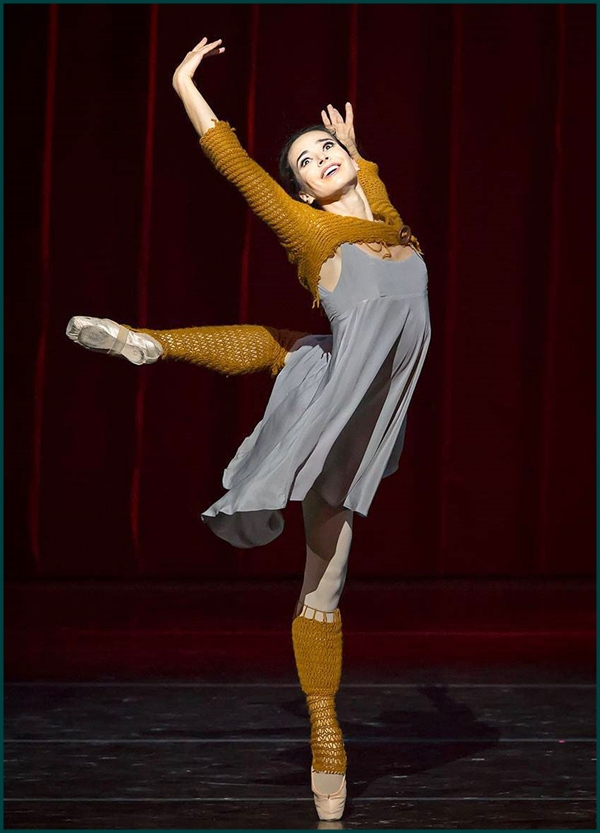 Diana Vishneva Bailarina