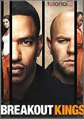 Série Poster  Breakout Kings S01E04 - S01E05 HDTV RMVB Legendado