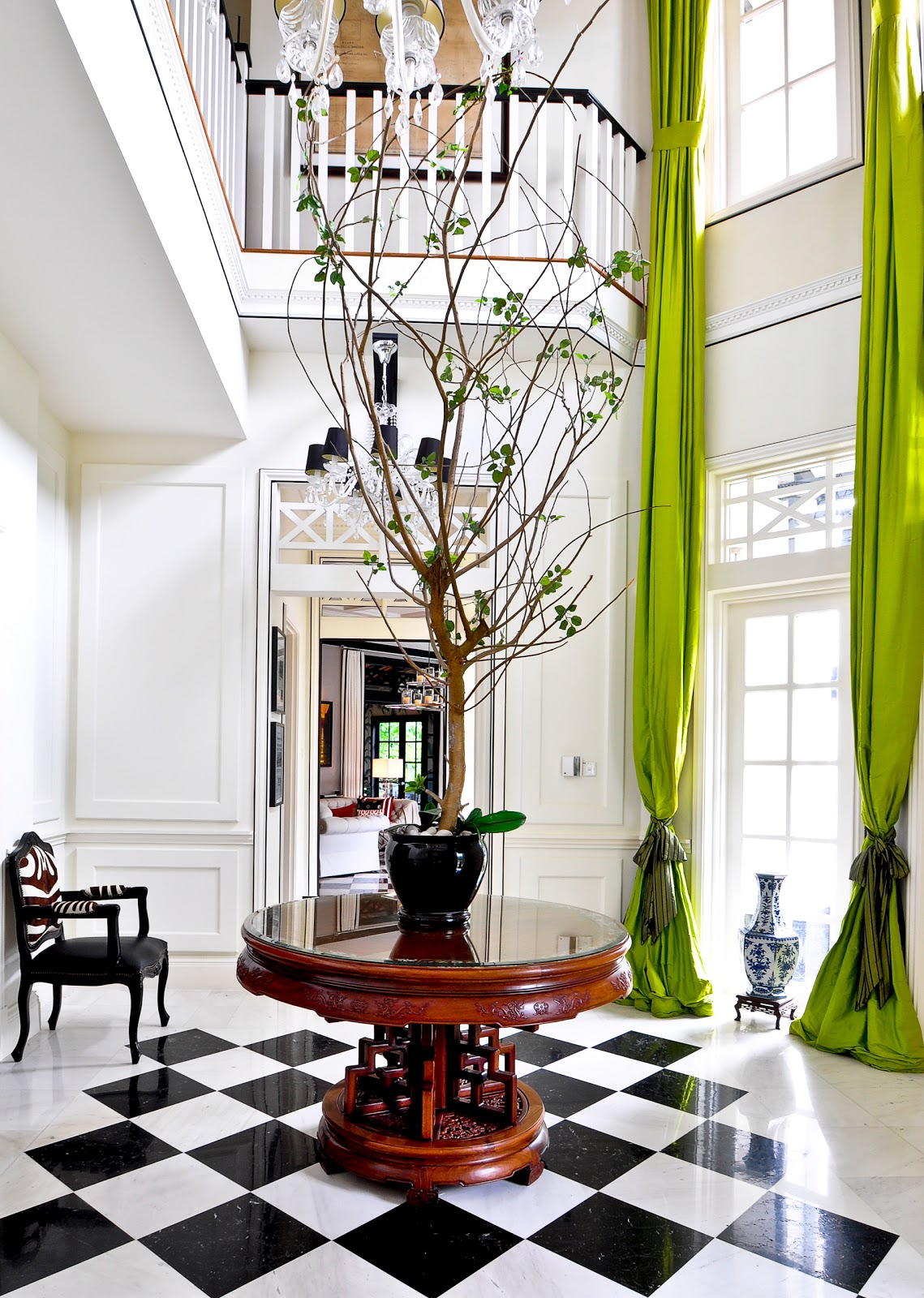 I am Mrs.B!: Colonial Home in Singapore Tatler Homes