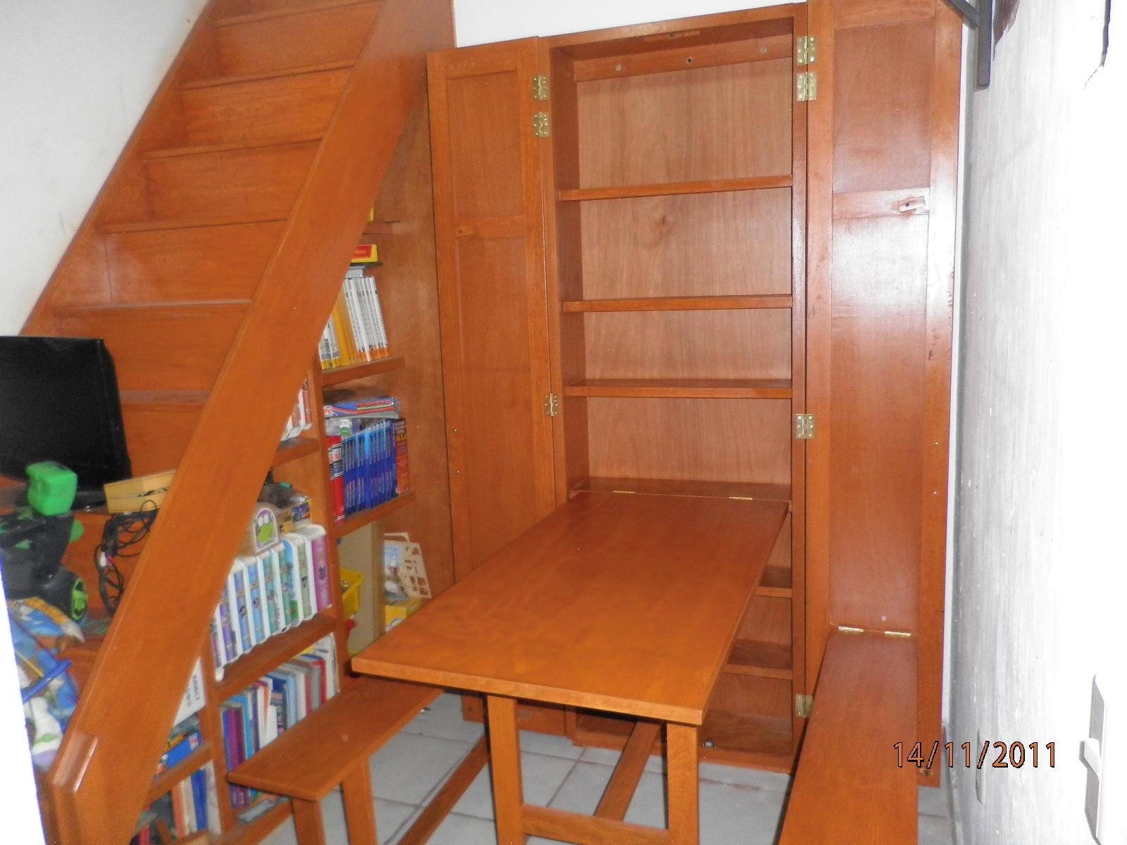Mueblesjesrey ideas para espacios reducidos - Ideas para espacios pequenos ...