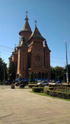 Catedral metropolitana de Timisoara