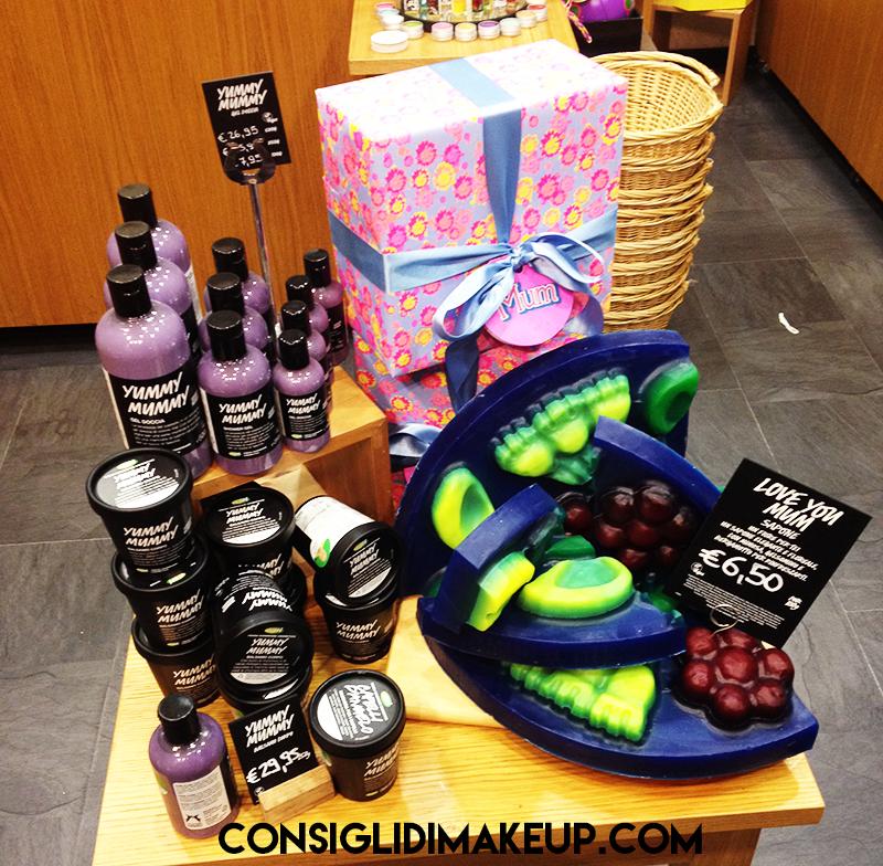 Collezione Festa Della Mamma - Lush Cosmetics
