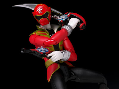 SHFiguarts Gokaiger Red