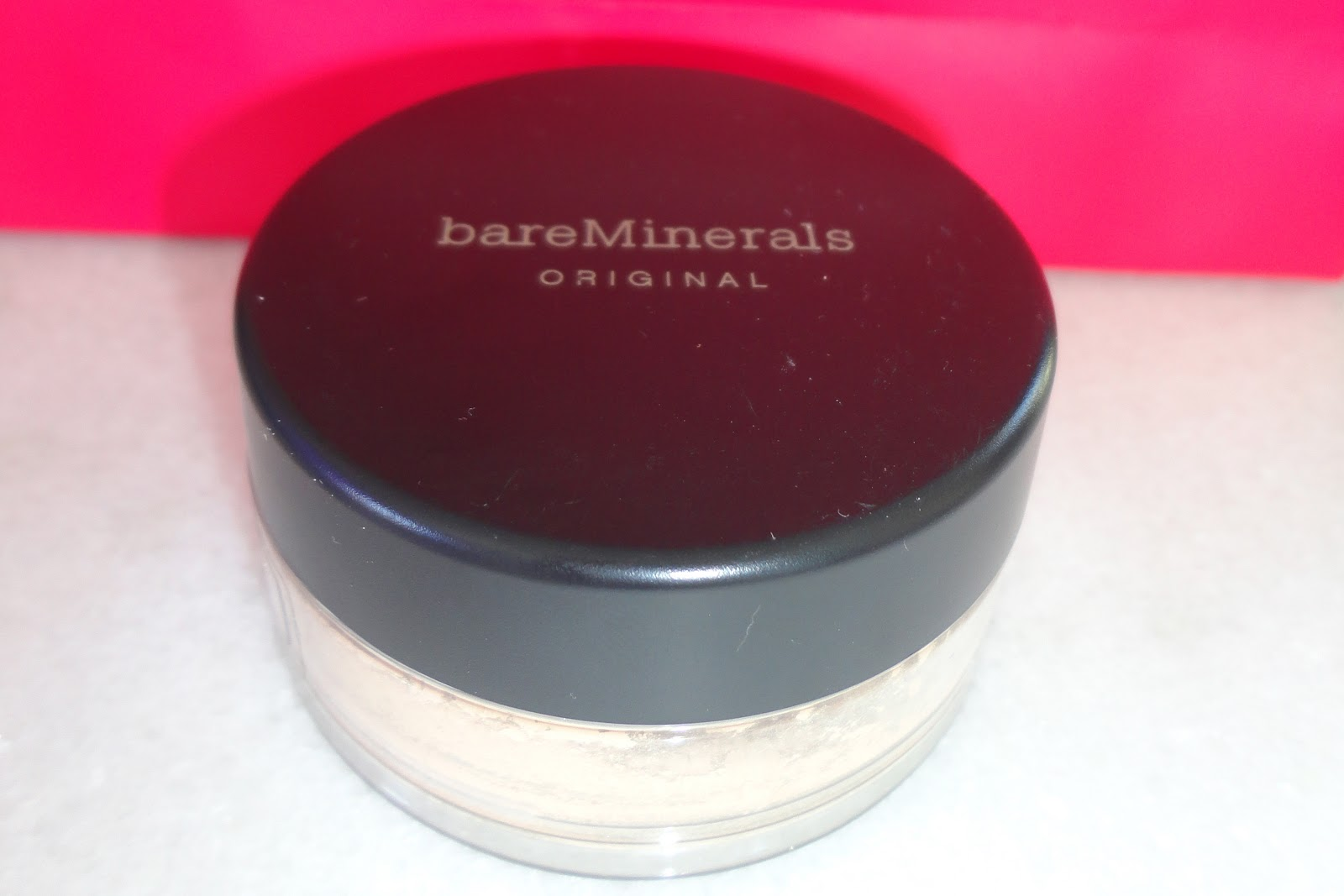 Base Mineral Original FPS15 bareMinerals
