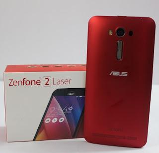 Ke Recovery Mode, Wipe Cache dan Wipe Data Asus Zenfone 2 Laser