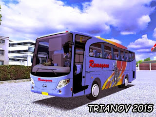 Download Mod Bus Travego MP By Rois Failani For UKTS | IFAN BLOG
