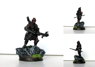 Vrasku- Kapitan kuszników z Isengardu