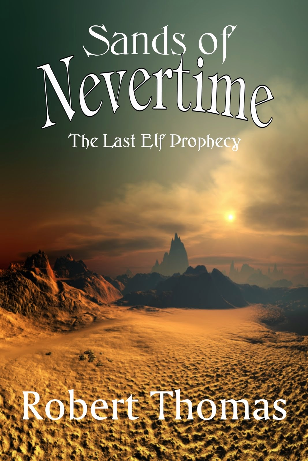 Sands of Nevertime at Amazon.com