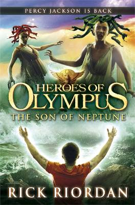 review the son of neptune by rick riordan heroes of olympus book 2