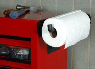 Scott Paper Towel Holder
