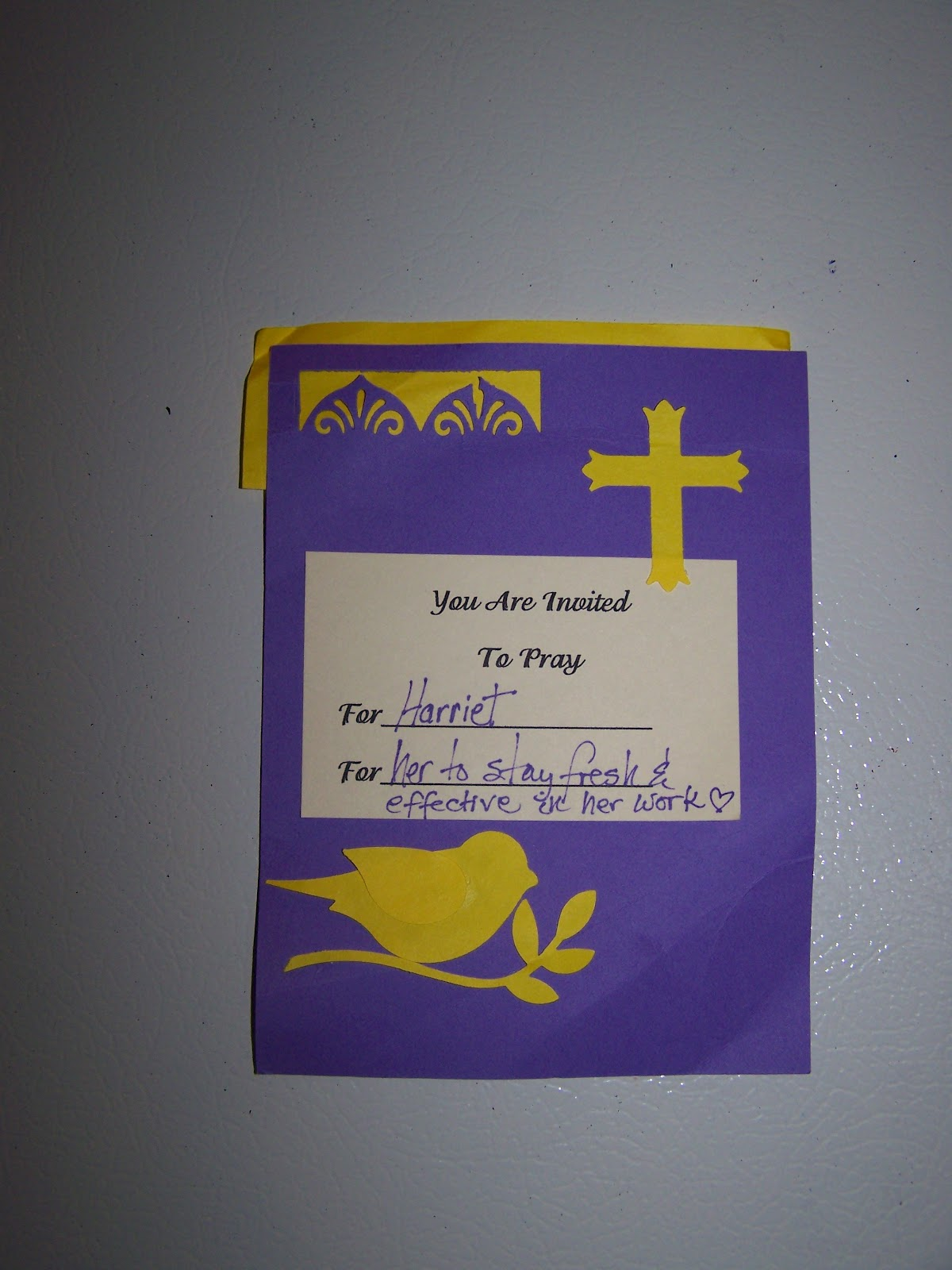 Liberation theology lutheran prayer invitation as refrigerator magnet i have a vision of baskets or bags of art materials that we give out as people enter church they could create the magnets as the service progresses or thecheapjerseys Choice Image