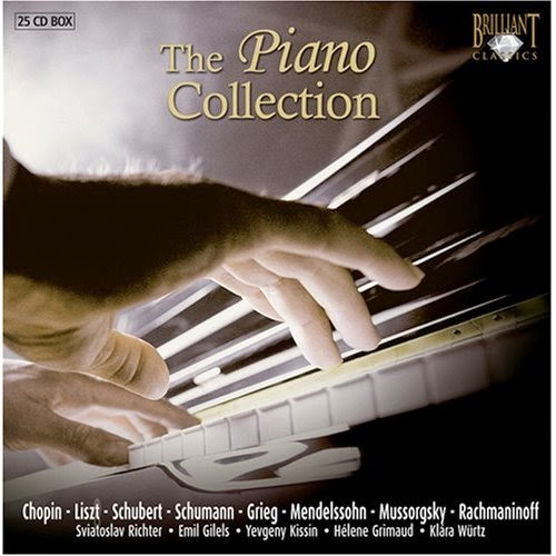 Various Artists - The Piano Collection (25 CDs) (FLAC)
