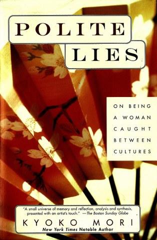 buku fav marissa haque dan isabella fawzi, kyoko mori the polite lies