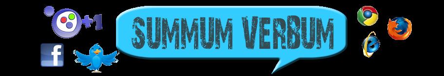 Summum Verbum