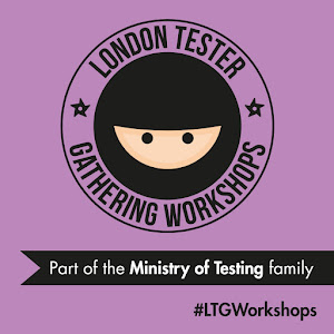 London Tester Gathering Workshops 2017