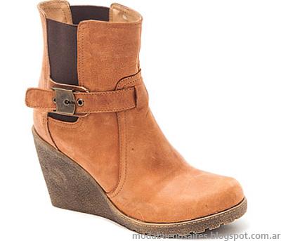 Moda botas invierno 2014.