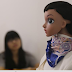 Robot Teacher Gives Lectures in China