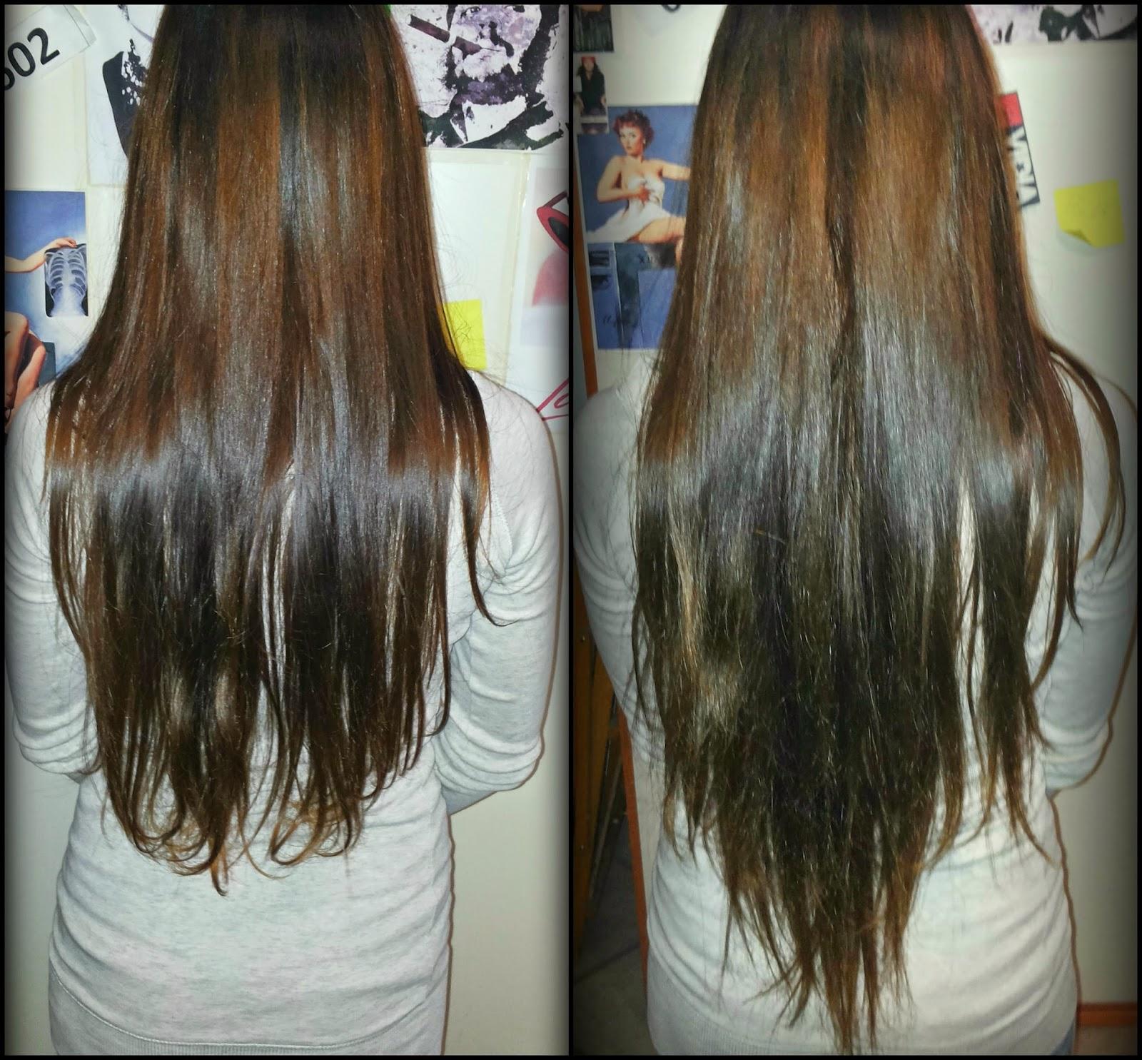 cura capelli dopo extension