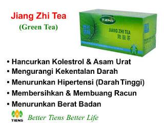JIANG ZHI TEA (PEMBERSIH)