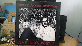 Chris D Divine Horseman Time Stands Still