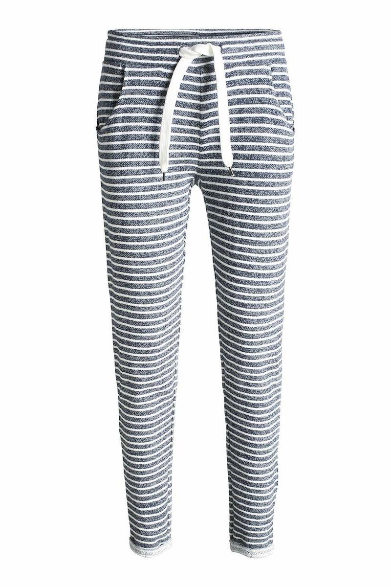 pantalon à rayures ESPRIT