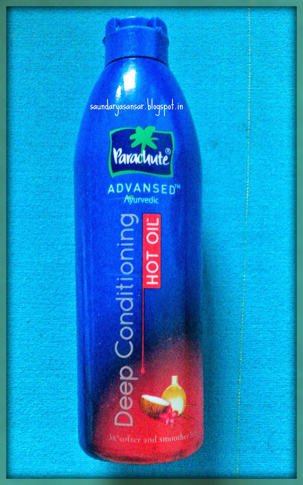 Parachute Advansed Deep Conditining Hot Oil Review
