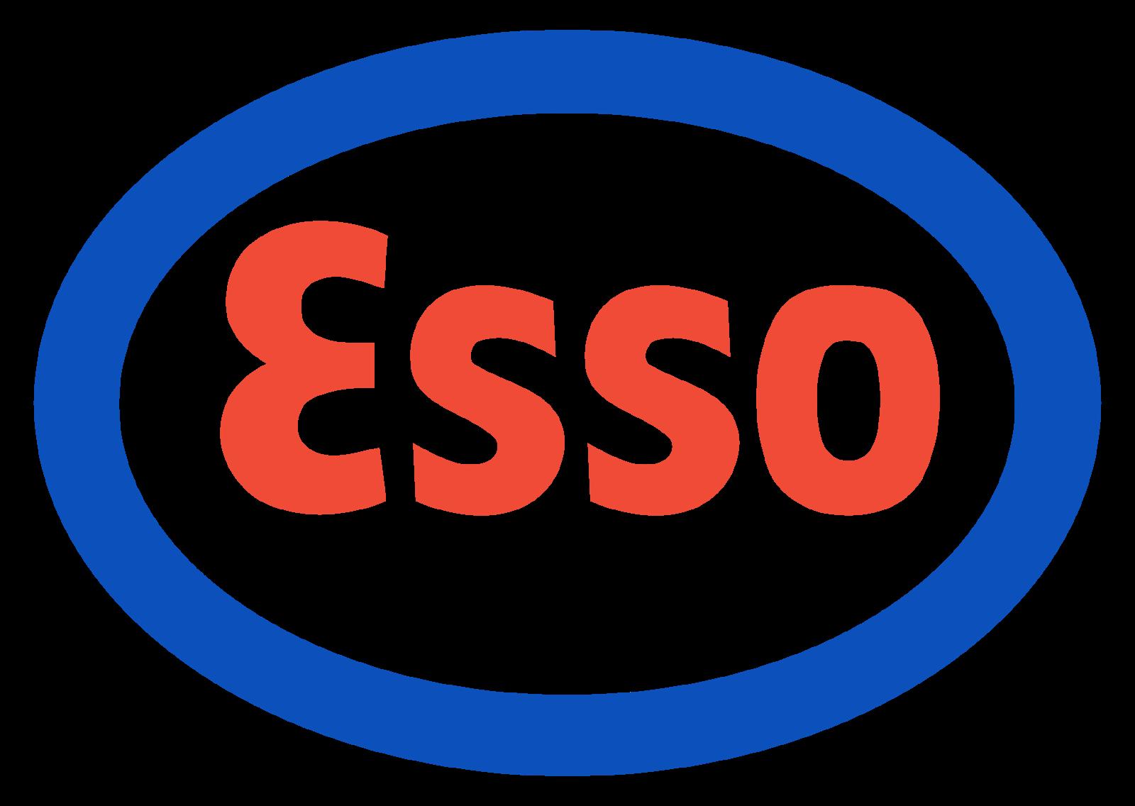 Esso Logo Vector ~ Free Vector Logos Download
