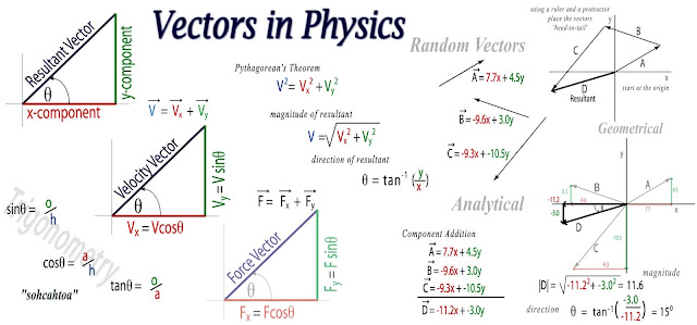 Vectors In Physics
