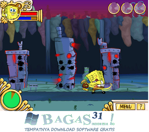 Spongebob   And The Clash Of Triton 2