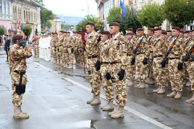 Resolute Support, NATO, Románia, román hadsereg, békefenntartás, Afganisztán,