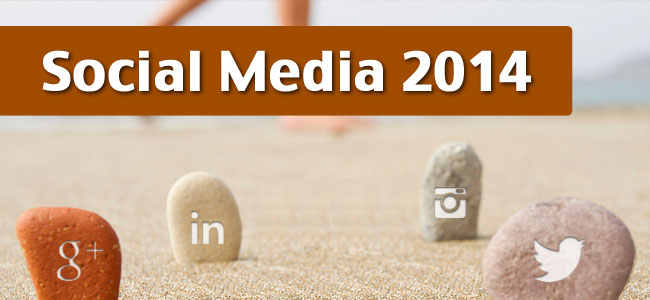 63 #SocialMedia Stats For 2014 - #infographic #marketing