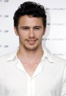 James Franco Haircuts for Men - Male Celebrity Hairstyle Ideas