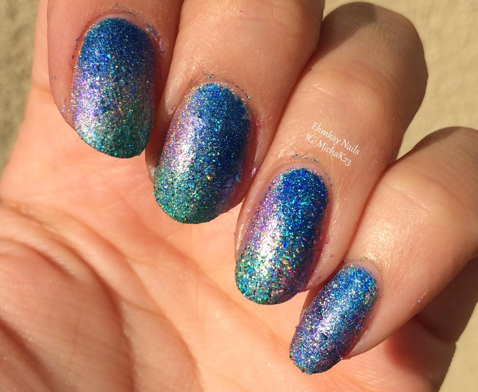 ehmkay nails: Mini Mani Moo Mess No More Review