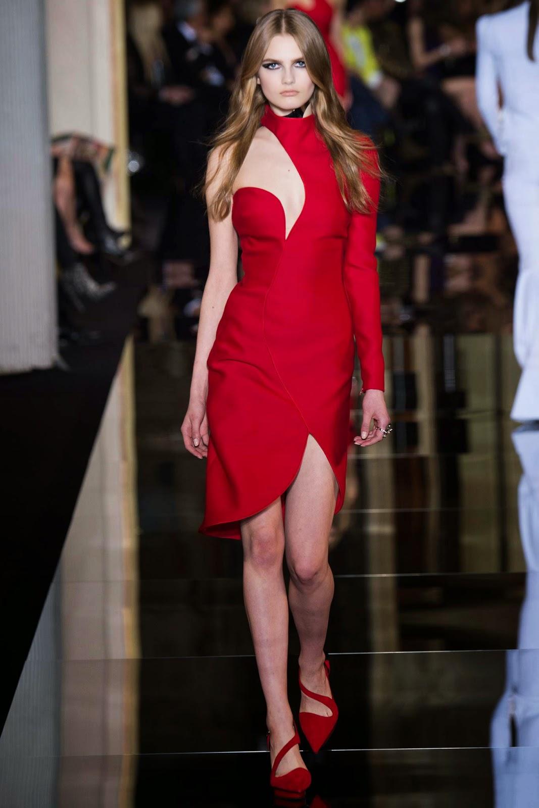 Versace 2015 Couture Gece Elbiseleri