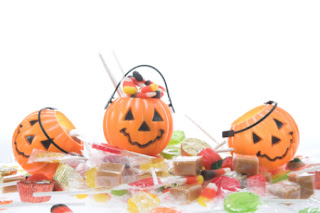 Halloween Candy Buy-Back Program
