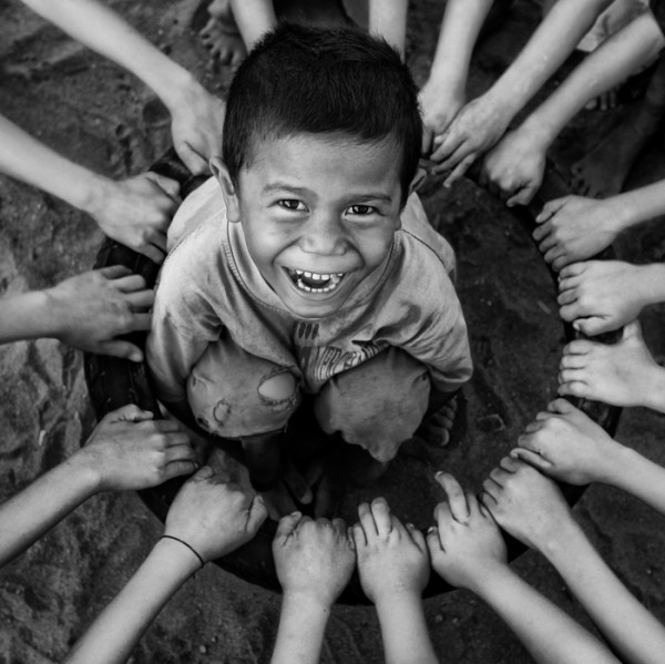 Circle for Togetherness by Alamsyah Rauf