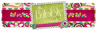 The Bubbly Blonde
