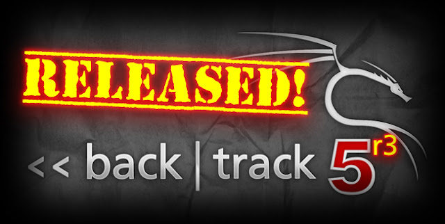 backtrack 5 R3 is released