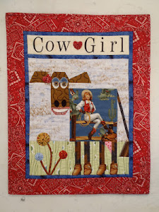 Candy Woods made this darling COW
