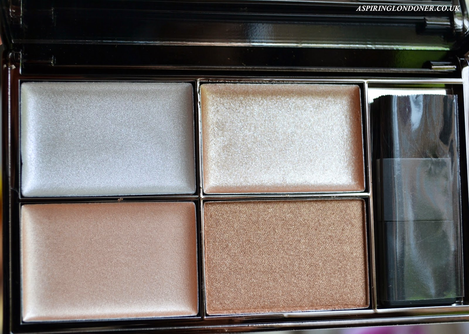 Sleek MakeUp Precious Metals Highlighting Palette Review - Aspiring Londoner