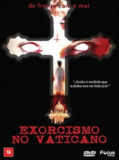 Exorcismos No Vaticano - DVDRip Dual Áudio