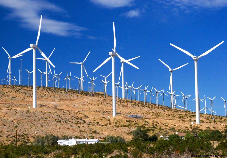 Fiber Optics for Wind Turbines
